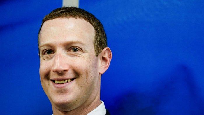 Mark Zuckerberg. Credit: AFP file photo