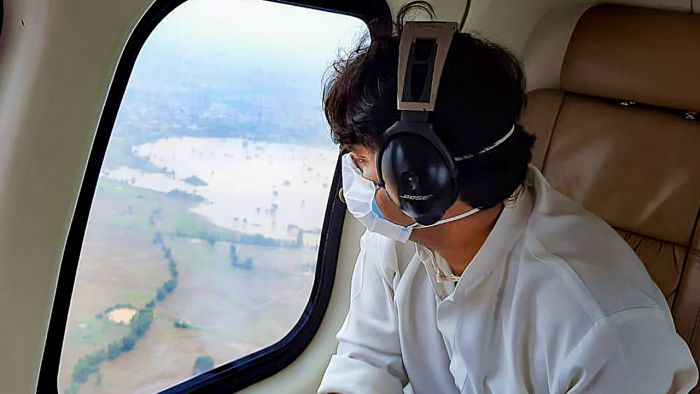 At least 24 people died and thousands were evacuated to safety as rains lashed the Chambal-Gwalior region of north Madhya Pradesh earlier this week. Credit: PTI Photo