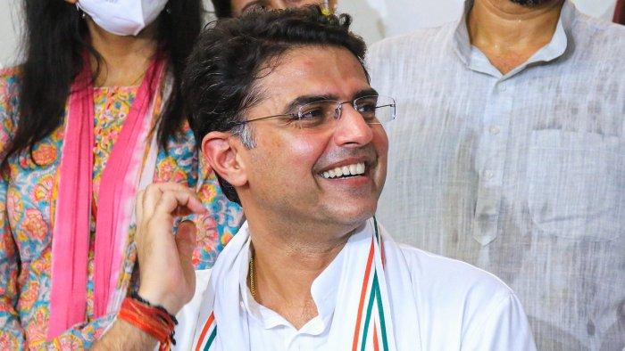 Congress leader Sachin Pilot. Credit: PTI File Photo