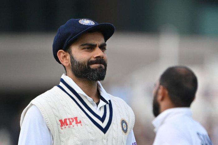 India's captain Virat Kohli. Credit: AFP Photo