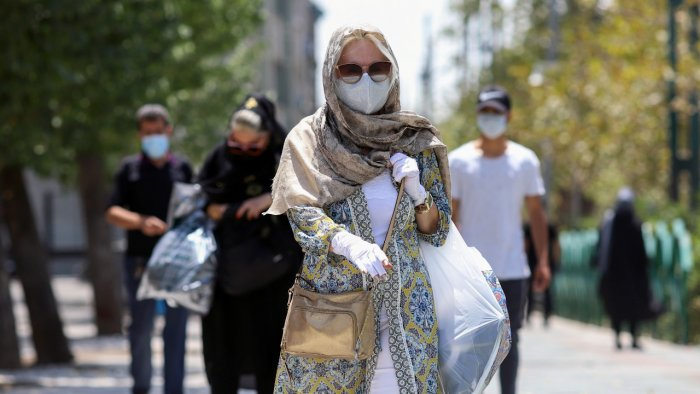 Total deaths have reached 94,603, the ministry said, while cases rose by 40,808 in the past 24 hours to 4,199,537. Credit: Reuters File Photo