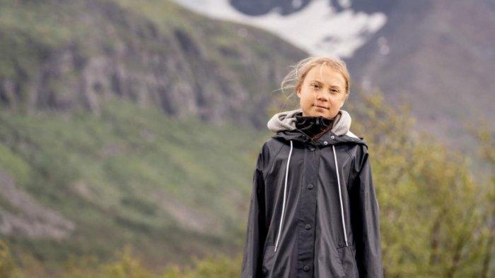 Swedish climate activist Greta Thunberg. Credit: AFP Photo