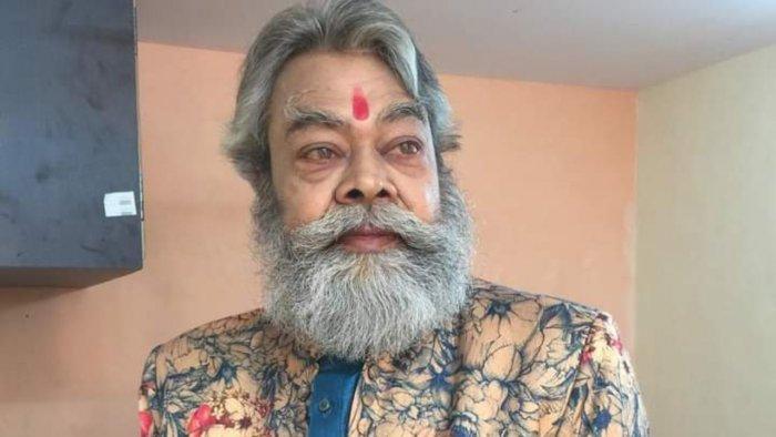 Actor Anupam Shyam. Credit: Twitter Photo/@_scorpion_17