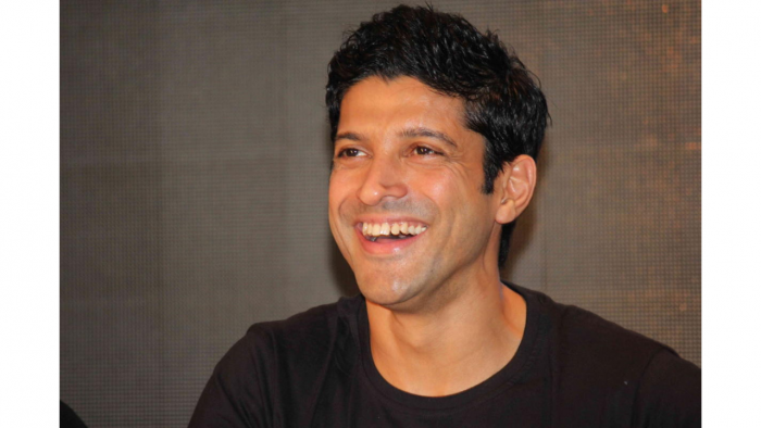 Actor Farhan Akhtar. Credit: DH Photo