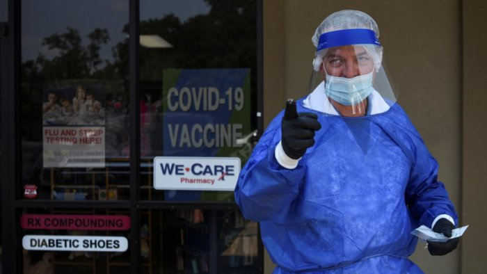 For now, the coronavirus vaccines have been approved on an emergency use basis to counter the pandemic. Credit: Reuters Photo