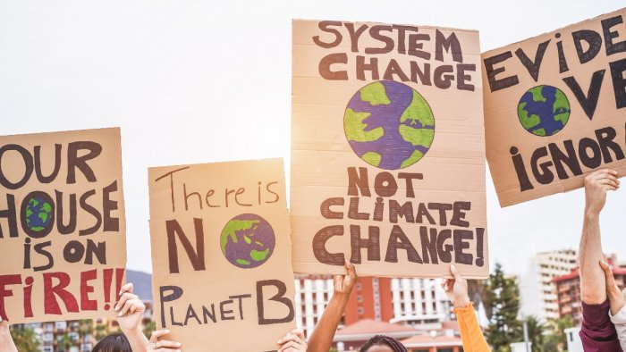 The UNclimate summit that is taking place in Glasgow from October31 to November12. Credit: iStock Photo