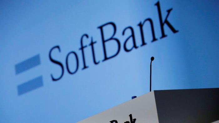 Investment giant Softbank Group net profit plunged in Q1. Credit: Reuters Photo