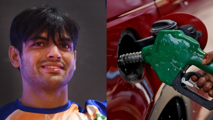 Anyone named 'Neeraj' can avail free petrol at a pump in Netrang town in Gujarat. Credit: PTI, Reuters Photos