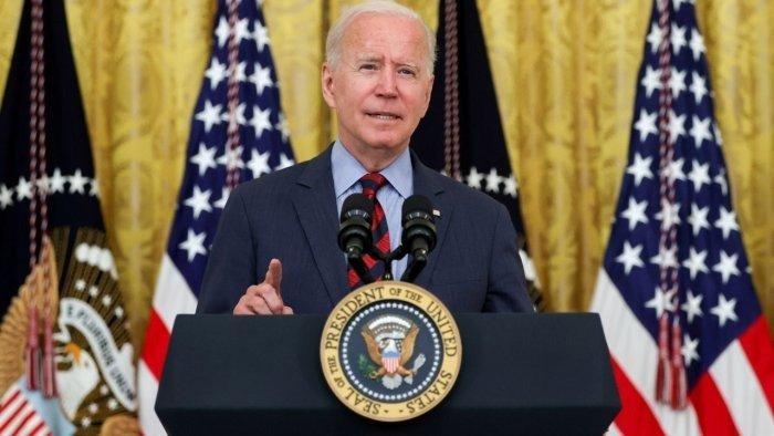 US President Joe Biden. Credit: Reuters File Photo