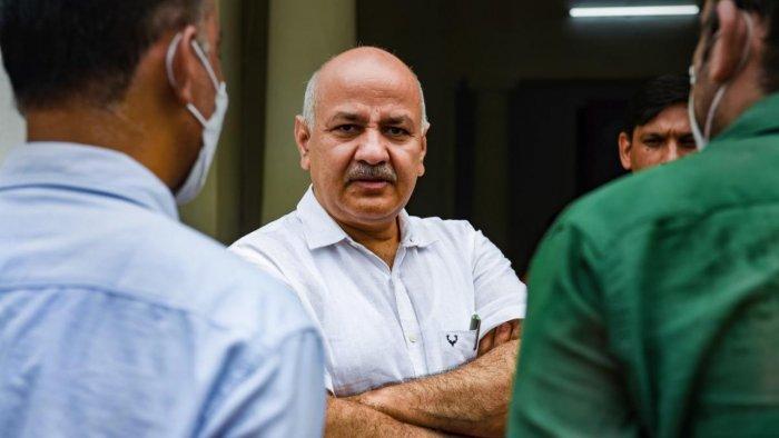 Delhi's Dy Chief Minister Manish Sisodia. Credit: PTI Photo