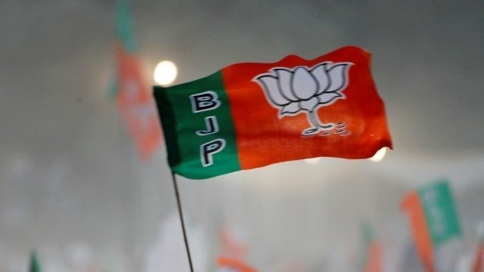 The BJP received Rs 2,555 crore (Rs 2555,00,01,000) from electoral bonds in 2019-20. Credit: Reuters Photo