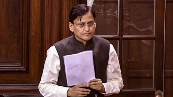 Union Minister of State for Home Nityanand Rai. Credit: PTI Photo