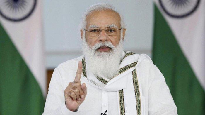 Prime Minister Narendra Modi. Credit: PTI File Photo