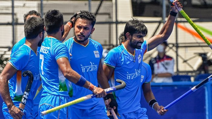 Chief Minister Naveen Patnaik will be felicitating the four hockey players for their Olympic achievements, sources said. Credit: PTI Photo