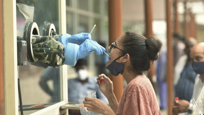 Economists at the Center for Global Development have estimated between 3.4 million and 4.7 million excess deaths in India during the pandemic. Credit: PTI Photo