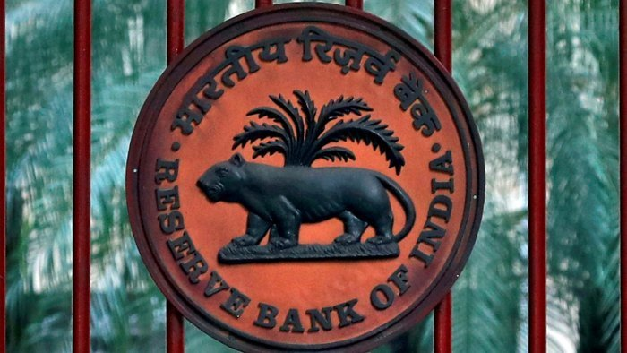 Reserve Bank of India logo. Credit: PTI Photo