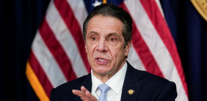 New York Gov. Andrew Cuomo. Credit: Reuters Photo
