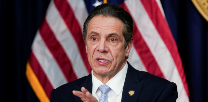 Governor Andrew Cuomo. Credit: Reuters Photo