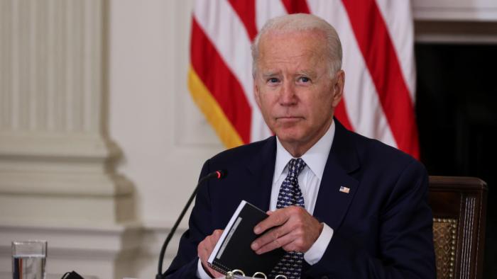 US President Joe Biden. Credit: Reuters Photo