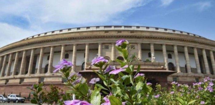 Parliament of India. Credit: PTI Photo