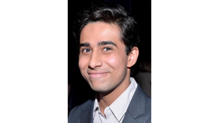 Actor Suraj Sharma. Credit: Getty Images