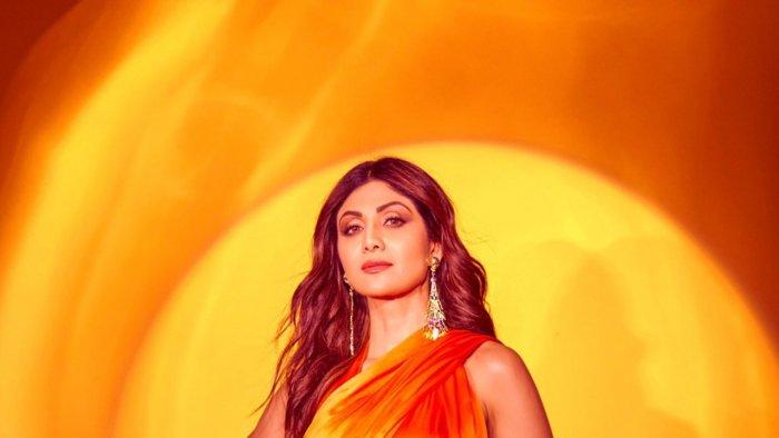 Bollywood actor Shilpa Shetty. Credit: Twitter/@TheShilpaShetty