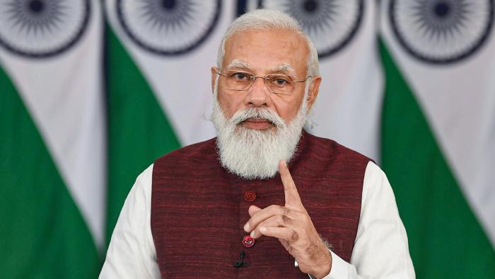 Prime Minister Narendra Modi. Credit: PTI Photo