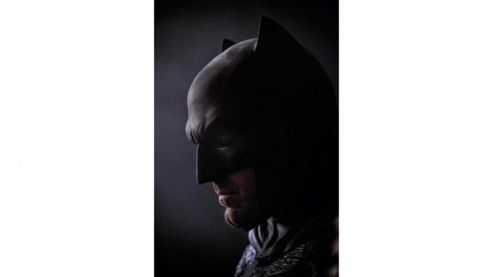 Ben Affleck as Batman. Credit: Twitter/@IMDb