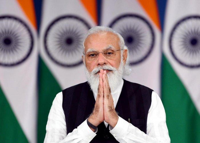 Narendra Modi. Credit: PTI File Photo