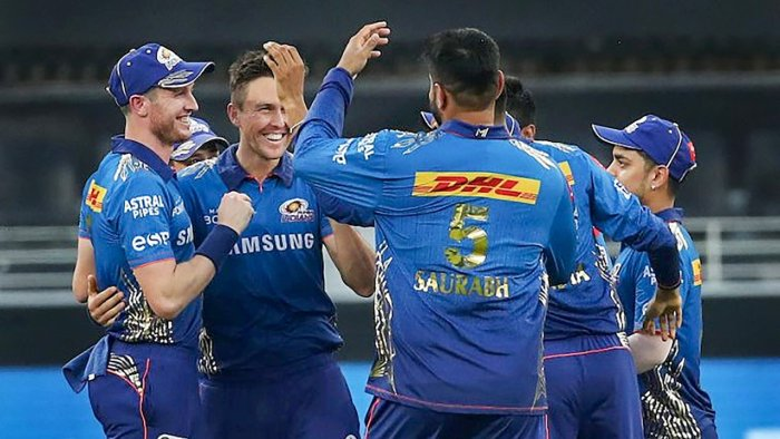 Mumbai Indians were said to be the respondents' favourite team. Credit: PTI Photo