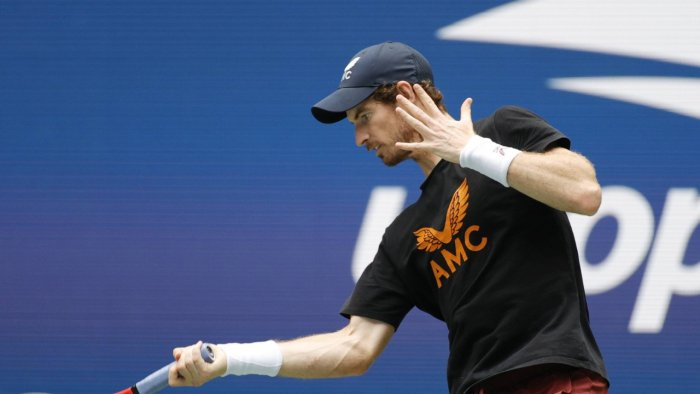 Andy Murray. Credit: AFP File photo