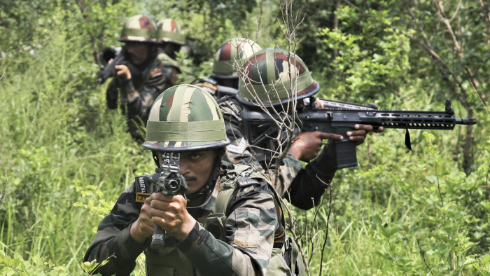 A more unified Indian armed forces would make it easier for the country to link up with militaries from the US and its allies. Credit: PTI Photo