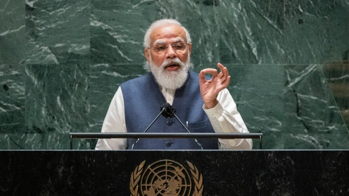 Prime Minister Narendra Modi. Credit: AP Photo