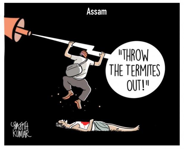 Credit: Sajith Kumar