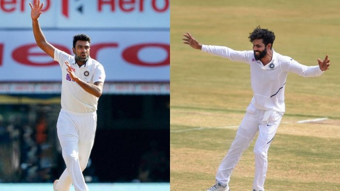 R Ashwin and Ravindra Jadeja, who both are on the wrong side of 30, maybe handling the spin mantle effectively but the field is barren beyond them. Credit: AFP File Photos
