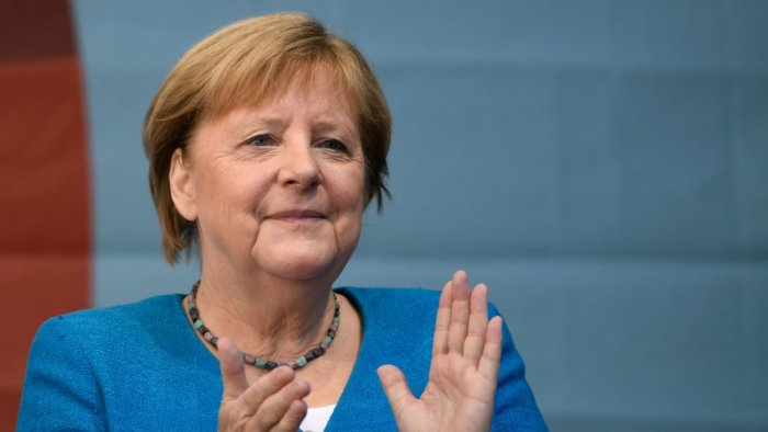 For over a decade, Merkel was not just chancellor of Germany but effectively the leader of Europe. Credit: AFP Photo