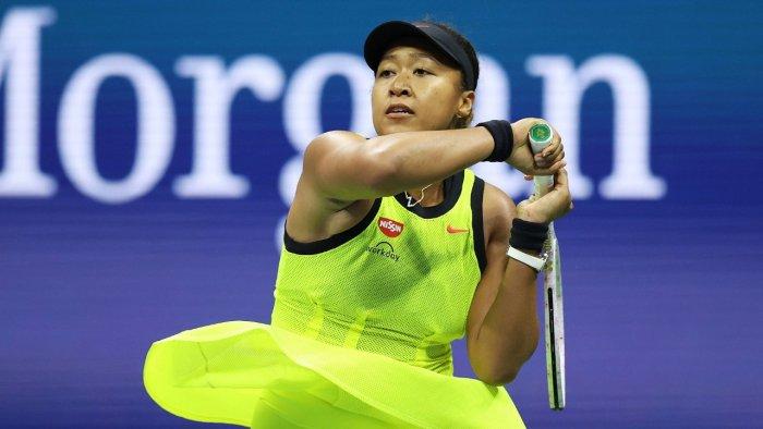 Japanese tennis star Naomi Osaka. Credit: AFP File Photo