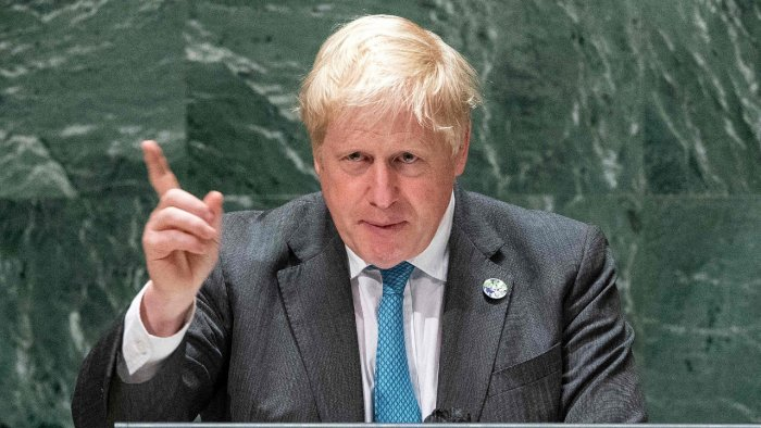 British Prime Minister Boris Johnson. Credit: AFP Photo