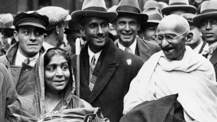 Mahatma Gandhi. Credit: Getty Images