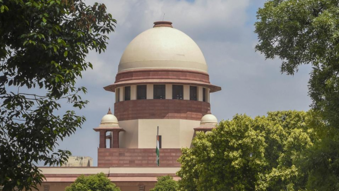 Supreme Court of India. Credit: Reuters File Photo