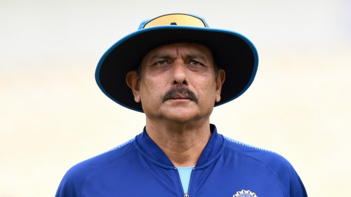 India head coach Ravi Shastri. Credit: PTI File Photo