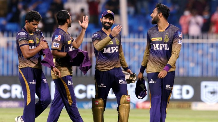 KKR virtually seal last play-off berth with win over RR; MI need miracle    Deccan Herald