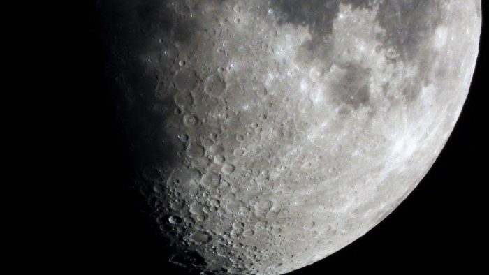 China plans to launch the Chang'e-6 and Chang'e-7 lunar missions, also uncrewed, in the next five years to explore the south pole of the moon. Credit: AFP File Photo