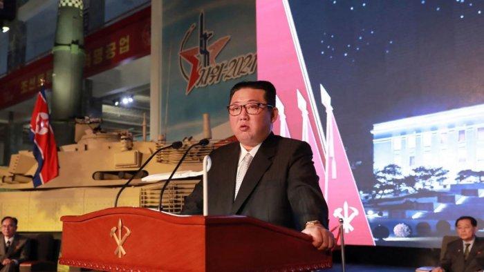 North Korean leader Kim Jong Un. Credit: AFP Photo
