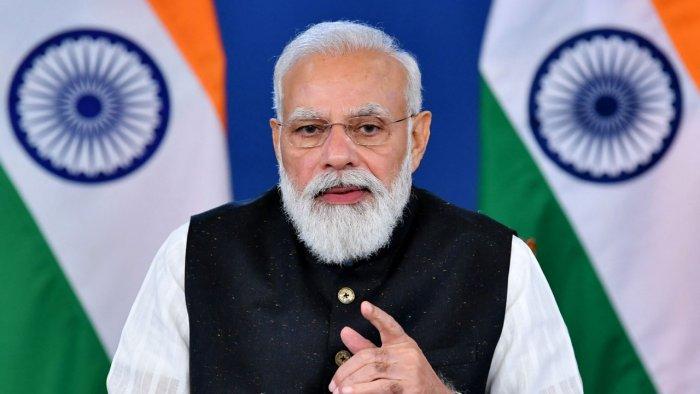 PM Narendra Modi. Credit: AFP Photo