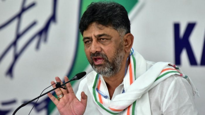 D K Shivakumar conceded that the issue had damaged the party. Credit: DH file photo
