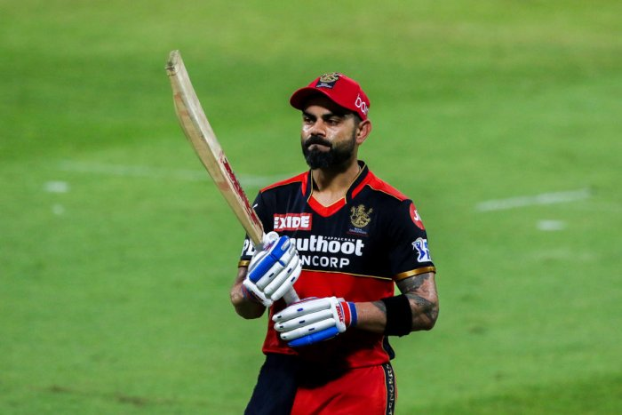 The failure to win an IPL title despite being the skipper of Royal Challengers Bangalore for nine seasons will be a heavy cross to bear for Virat Kohli. Credit: IPL20.BCCI
