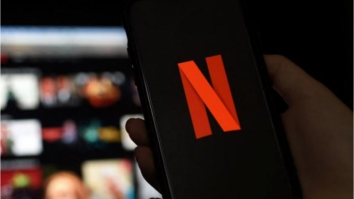 Netflix logo. Credit: AFP File Photo