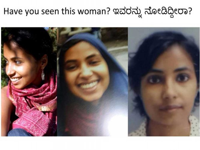 PhD student goes missing   Deccan Herald
