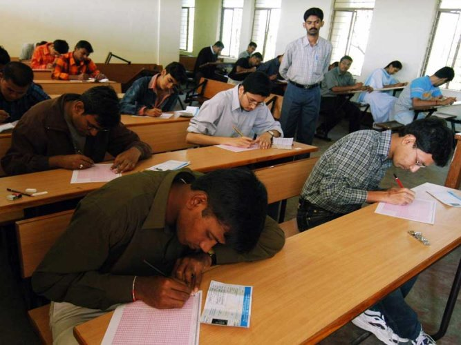 The exam conducted by the Central Board for Secondary Education (CBSE) is the first step for admission to prestigious engineering colleges, including the IITs and NITs.
